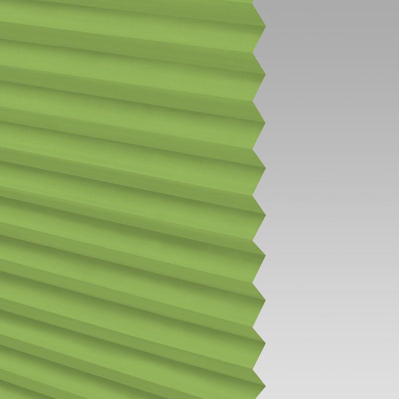 klemmfix plissee ohne bohren gr n nach standard plissees wabenplissees plisseeonline. Black Bedroom Furniture Sets. Home Design Ideas