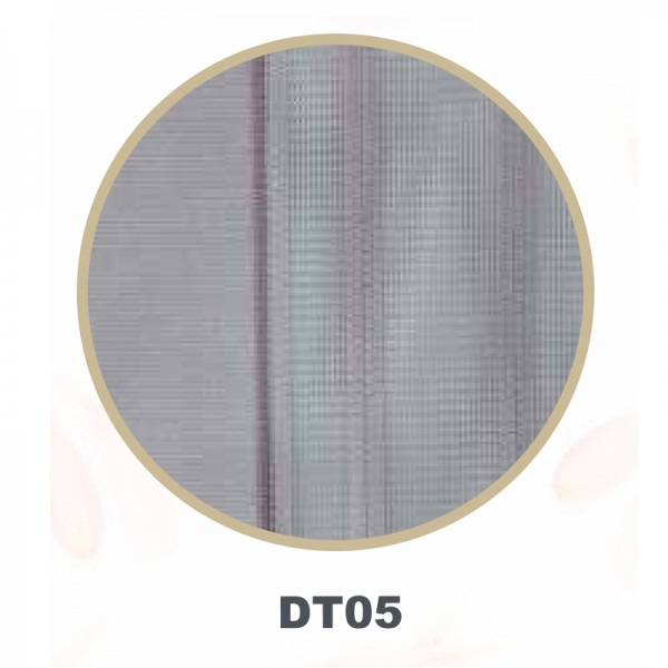 Vertikal Lamellenvorhang Tül Dikey Storperde DT-05