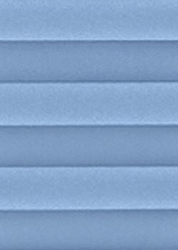Velux DF20 Maßanfertigung Plissee B0008 Blau