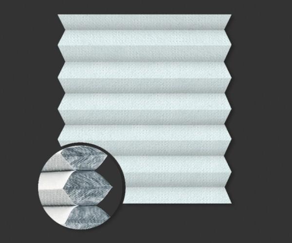 Wabenplissee Verdunkelung PALMA BO 5240