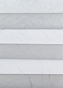 Plissee Grau B0051 Maßanfertigung