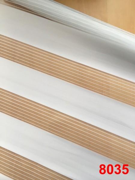 Art: 8035 Flächenvorhänge 50x250cm Schiebegardine Vorhang transparent Kürzbar