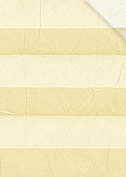 Plissee Creme B0037 Maßanfertigung