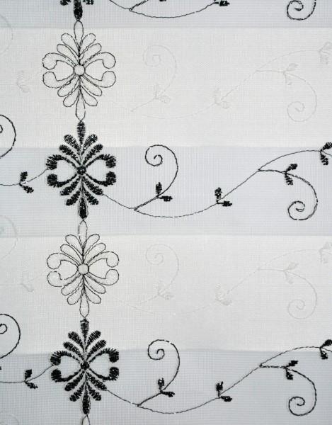 Art. BZS0043-04 Maßanfertigung Duorollo Boncuklu Zebra Perde Doppelrollo Farbe:04